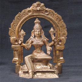 Goddess Durga Statue (6 inch)
