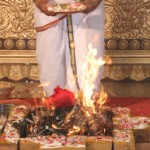 Avahanti Homa (Fire Lab to Receive Wealth Intellig