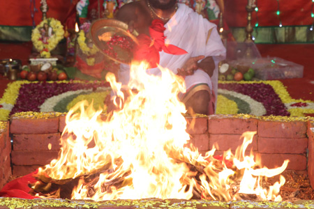 Kala BhairavaHoma