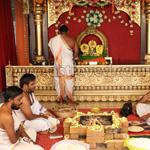 10 Priest Individual Dashavatar Homa (Fire Lab to Invoke the Unique Blessings of Vishnu 10 Incarnations)