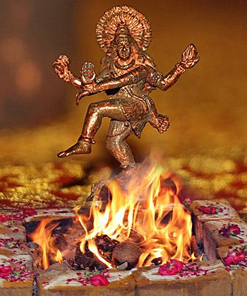 Kushmanda Homa (Karma Clearing Fire Lab)