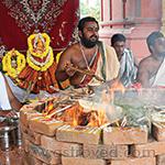 Durga Fire Lab (Homa)