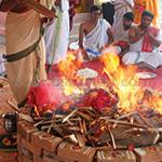Mrithyunjaya Fire Lab (Homa)