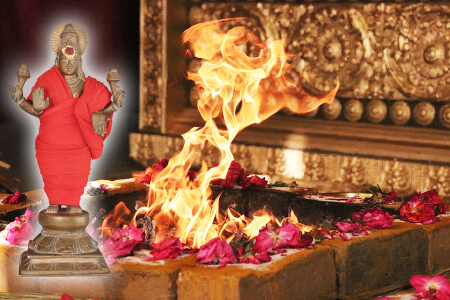 Aditya Hrudayam Chanting Followed by Sun Homa