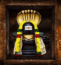 AstroVed Shiva Lingam Temple