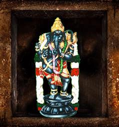 AstroVed Ganesha Anjenaya Temple