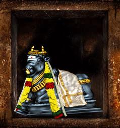 AstroVed Nandi Temple