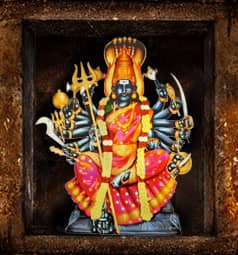 AstroVed Goddess Angali Temple