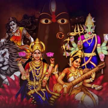 Navaratri: The 9 Nights of The Goddess
