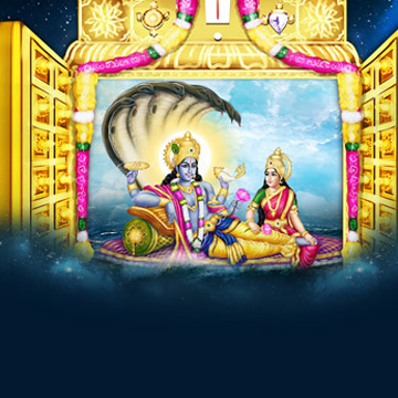 Vaikunta Ekadasi: Vishnu Opens Heaven's Gates For Wealth Blessings