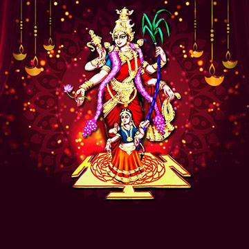 Last Call : Vasanta Navratri: Last 3 Nights During 9 Nights of Goddess Spring Powertime
