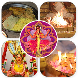 48-Day Goddess Shreem Brzee Lakshmi Program