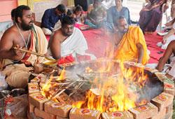 Grand Kanakadhara Chanting