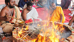 Navagraha Homa