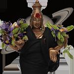 Shani (Saturn) at Darbaranyeswarar Powerspot