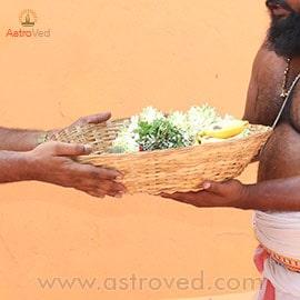 Sponsoring One Priest Dakshina