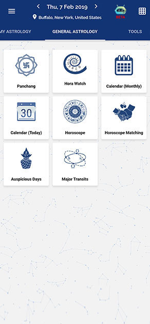 Download Free Android & iOS Astrology Apps - AstroVed