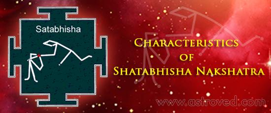 Shatabhisha Nakshatra