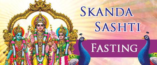 Skanda-Sashti-Fasting