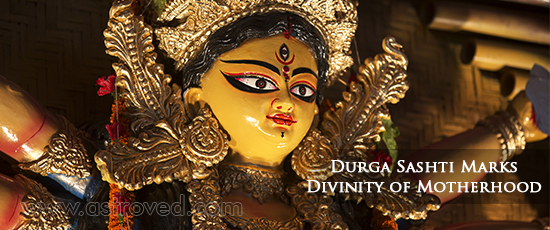 durga-sashti-marks-divinity-of-motherhood