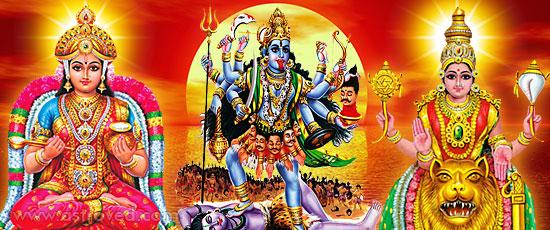 powerful-hindu-goddesses