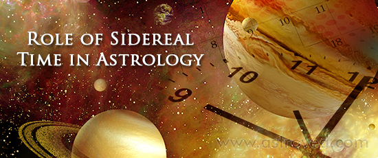 role-of-sidereal-time-in-astrology