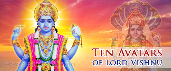 ten-avatars-of-lord-vishnu