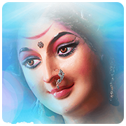 Durga-icon