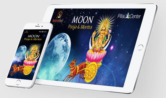 Moon Pooja & Mantra