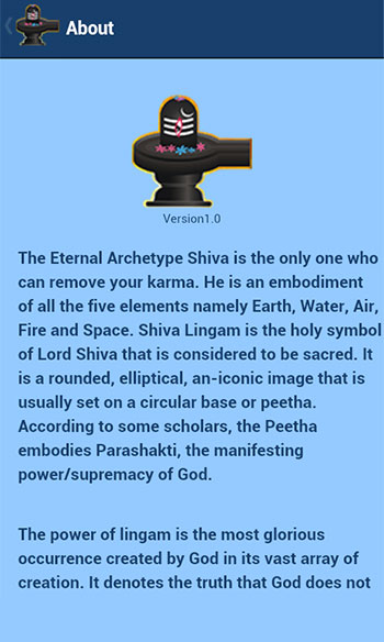 Shiva Pooja & Mantra