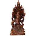 1-inch Metal Ganesha