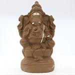 Clay Ganeshas