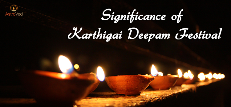 Karthigai Deepam Festival