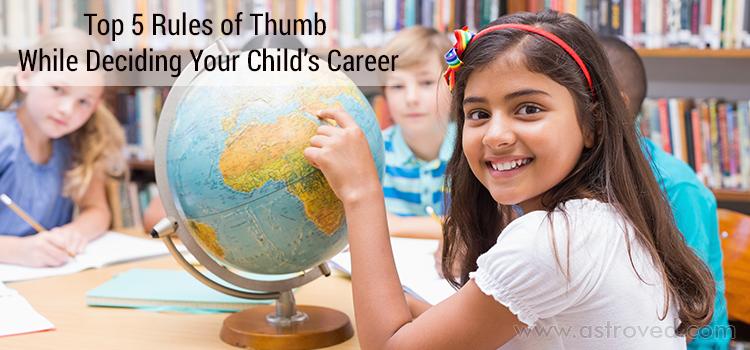 child-career-astrology