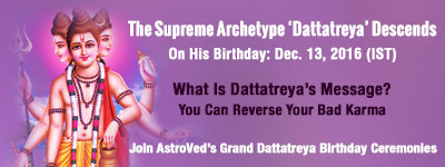 Dattatreya Birthday Ceremonies