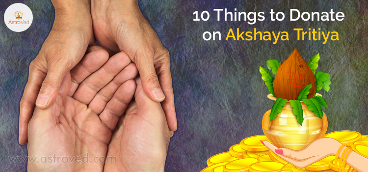 Donate On Akshaya Tritiya