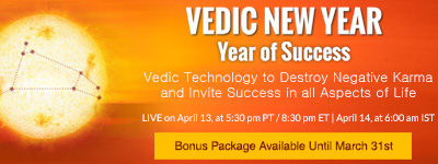 VEDIC NEW YEAR