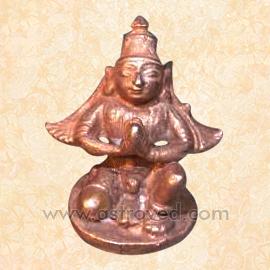 Energized 1 Inch Garuda statue