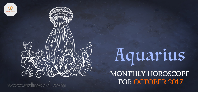 October 2017 Aquarius Monthly Horoscope