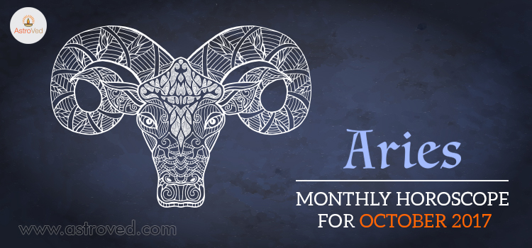 October 2017 Aries Monthly Horoscope