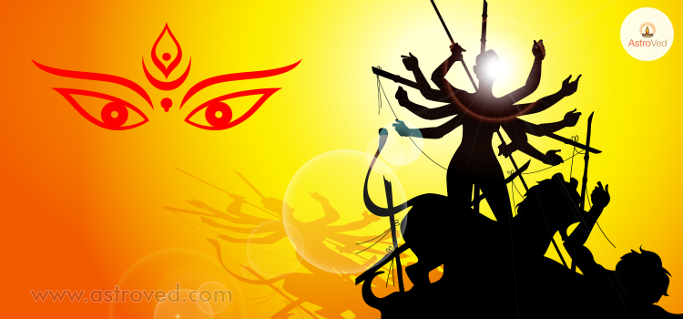 Arrival & Departure of Goddess Durga