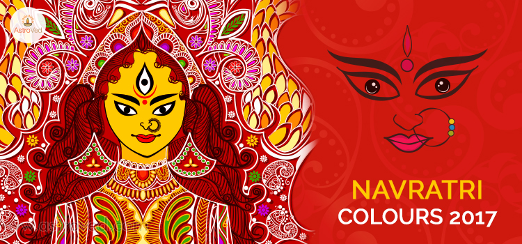 Navratri Colours 2017
