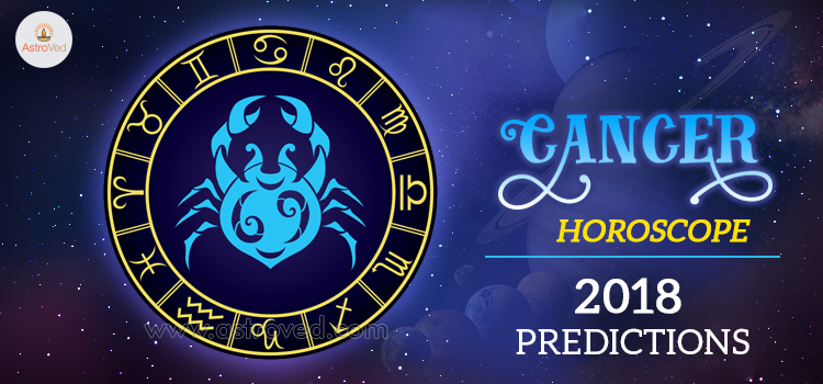 Cancer Horoscope Predictions for 2018