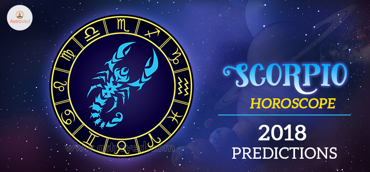 Scorpio Horoscope 2018