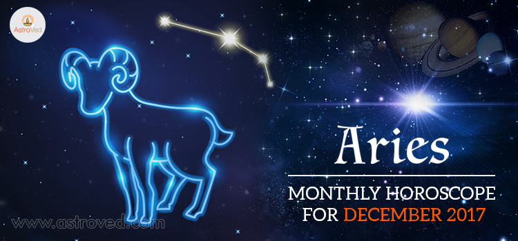 December 2017 Aries Monthly Horoscope