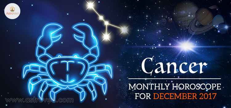 December 2017 Cancer Monthly Horoscope