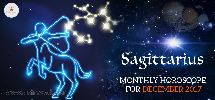 December 2017 Sagittarius Monthly Horoscope