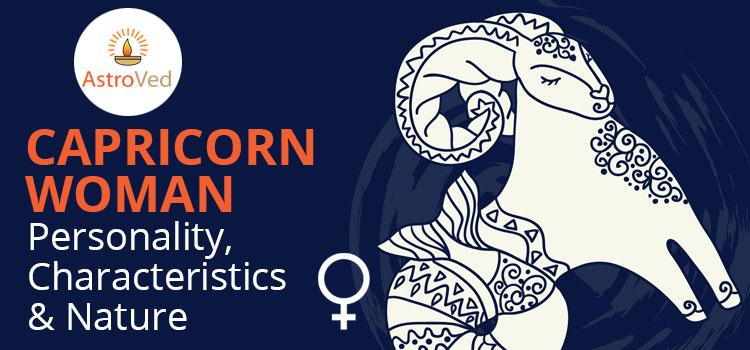 Capricorn Woman : Personality, Characteristics & Nature