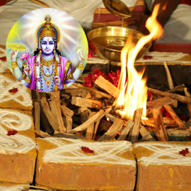 Individual Dashavatar Homa Package
