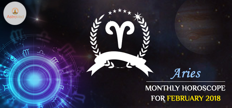 February 2018 Aries Monthly Horoscope